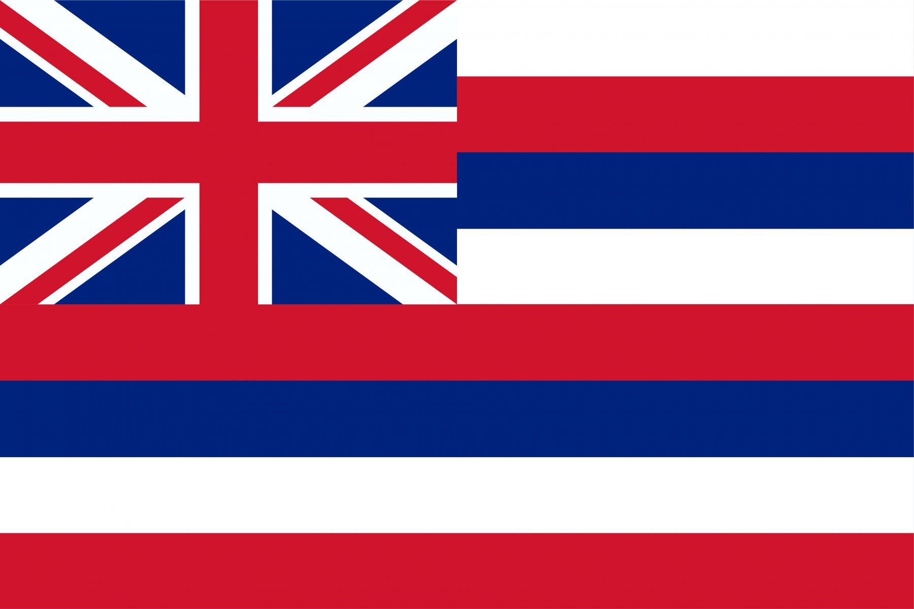 Hawaii_bandiera
