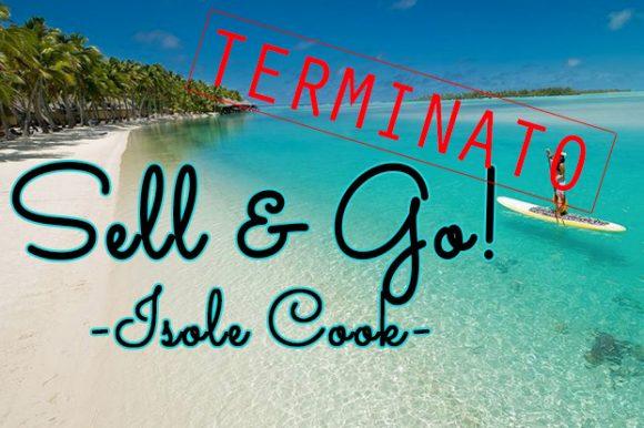 SELL&GO: COOK ISLANDS love a little FAM TRIP 2017