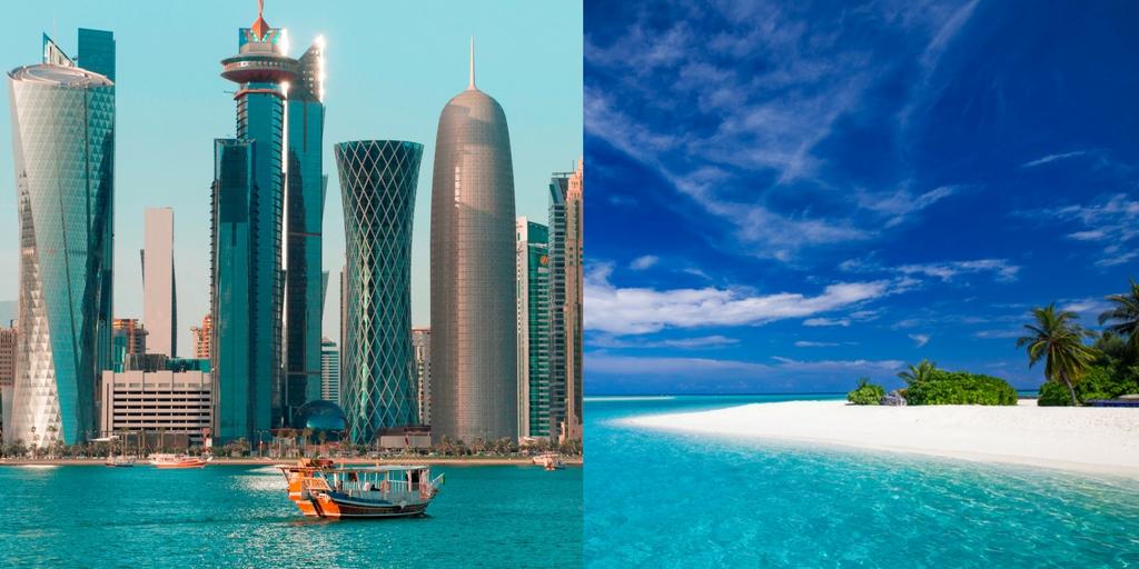 Qatar e Maldive