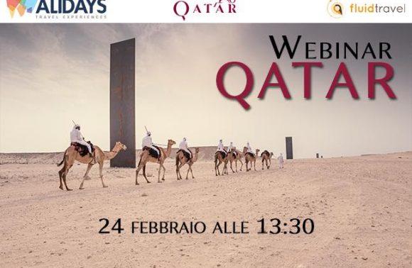 Webinar Qatar 24 febbraio 2017
