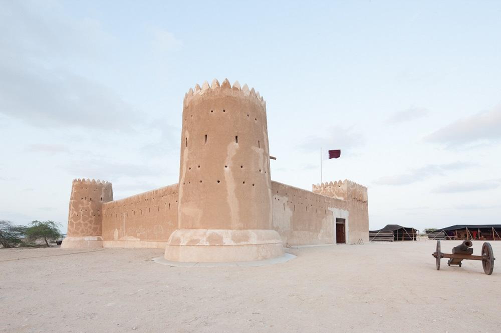 Zubarah Fort 01