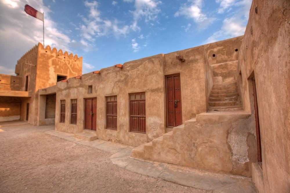 Zubarah Fort 02