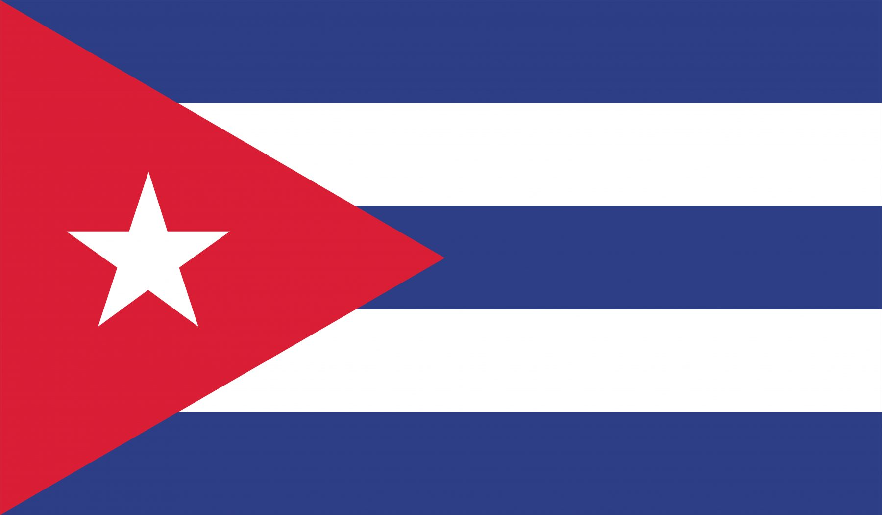 viaggio a Cuba bandiera