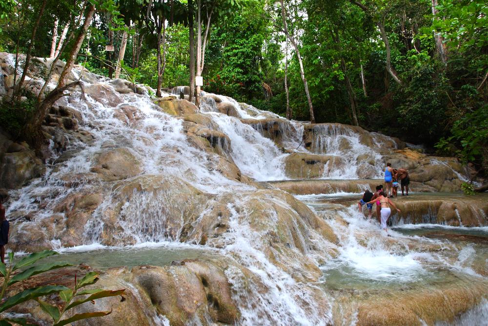 giamaica cascata