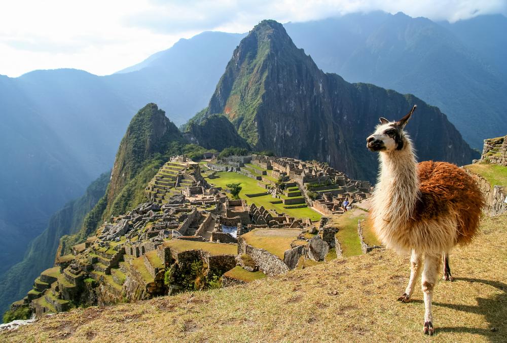 Viaggio in Perù Machu Pichu