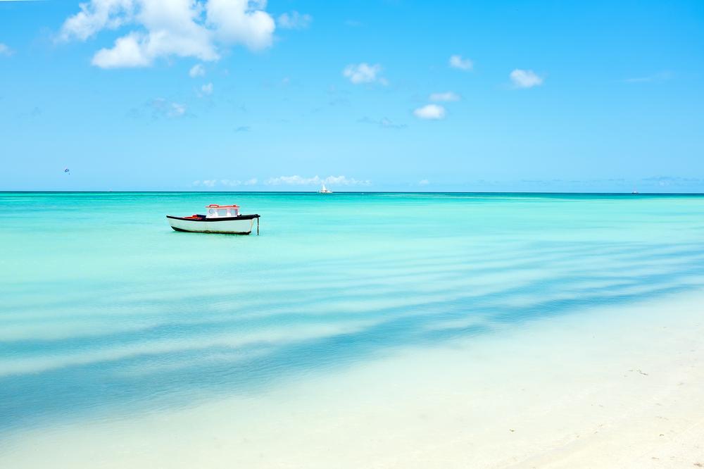0f228bfcbfffeb Una scheggia di sabbia bianca candida e verde natura
