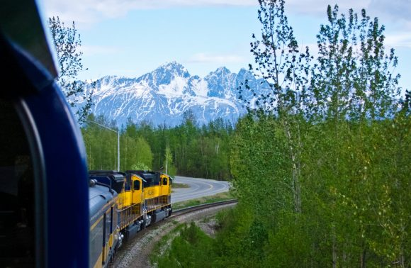 Alaska Railroad: scopri l'Alaska by train