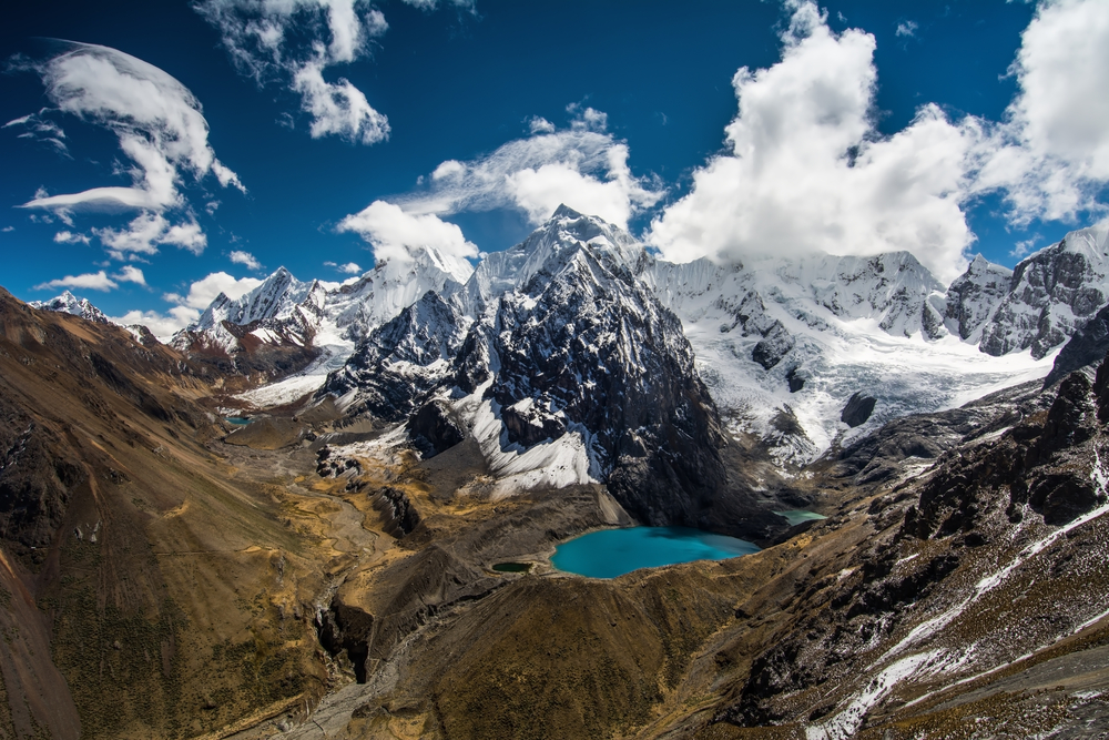 viaggio in perù Ande