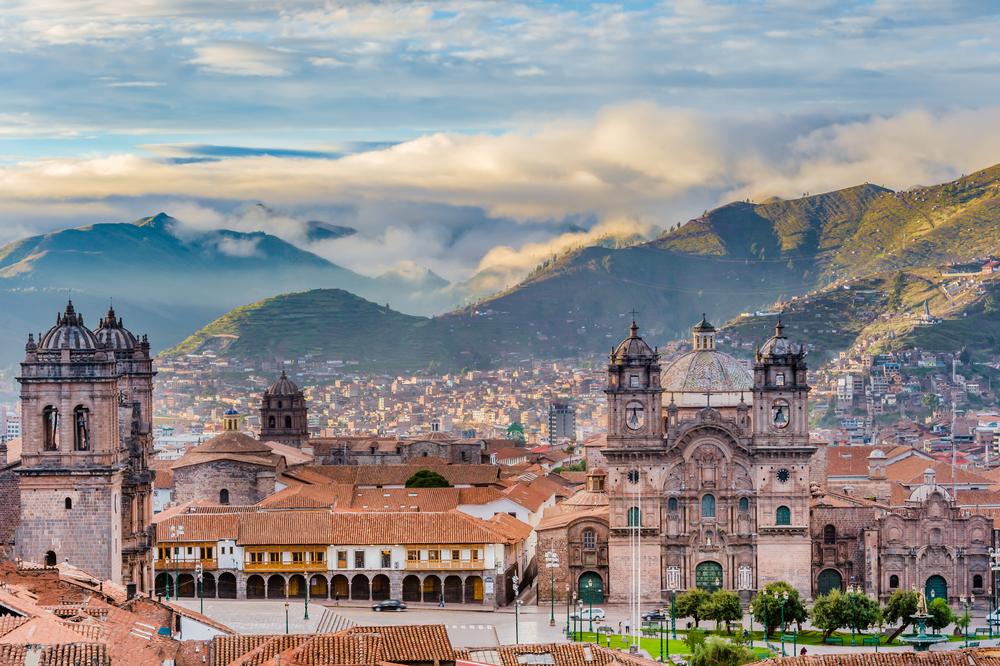 viaggio in perù Cusco