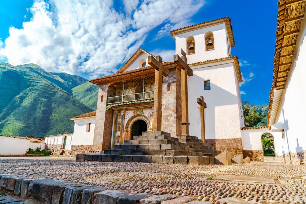 viaggio in Perù chiesa San Pietro