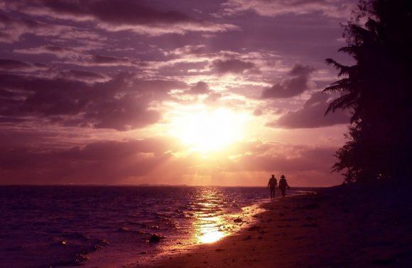 Viaggio di nozze alle Isole Cook