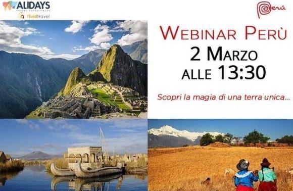Webinar Perù 2 marzo 2017