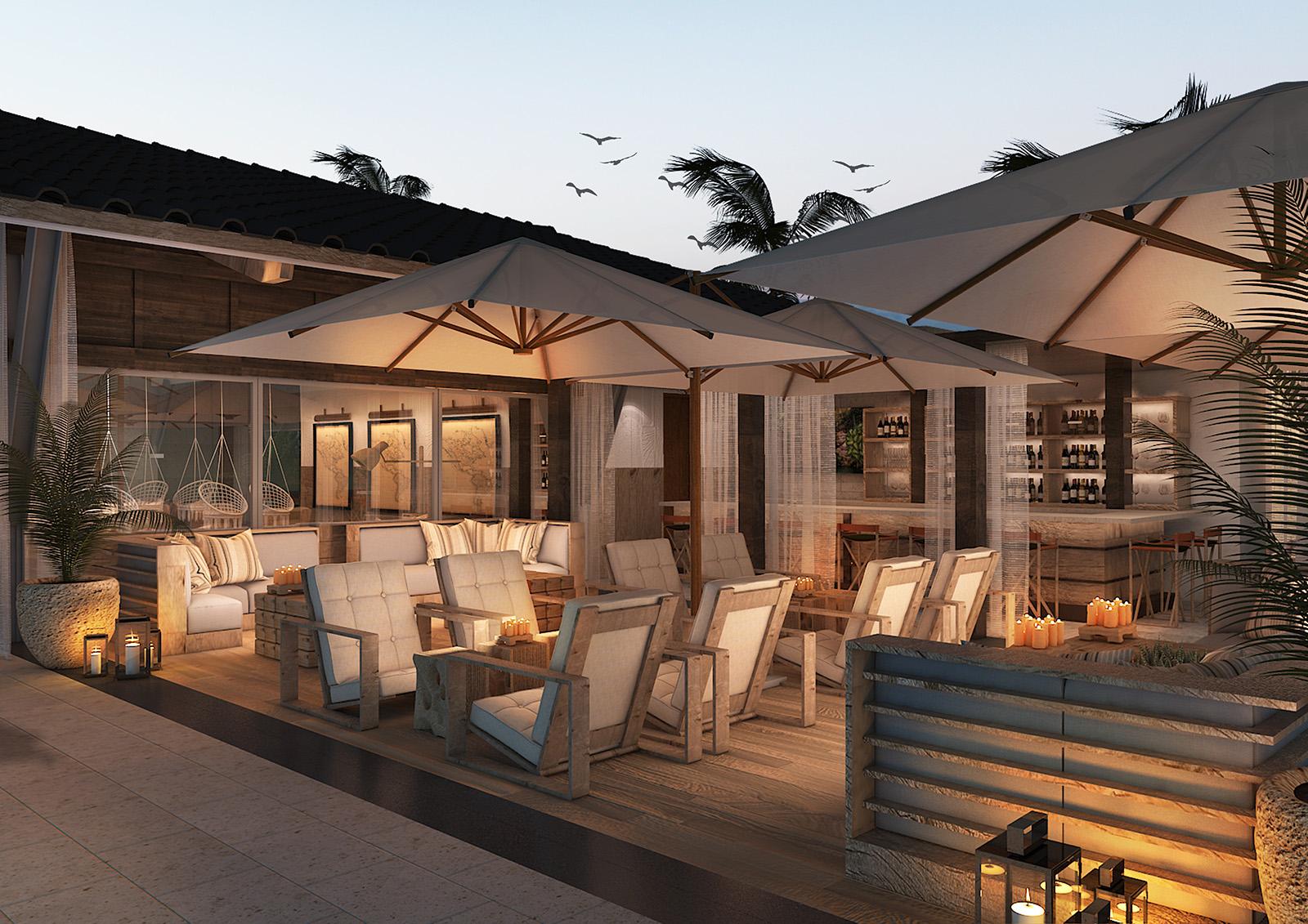 20.87 Terrace Restaurant
