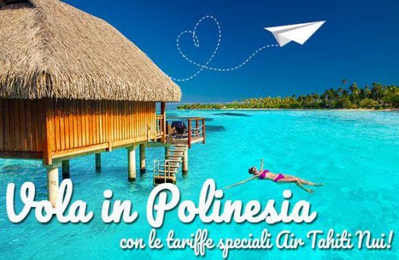 Tariffe speciali Air Tahiti Nui