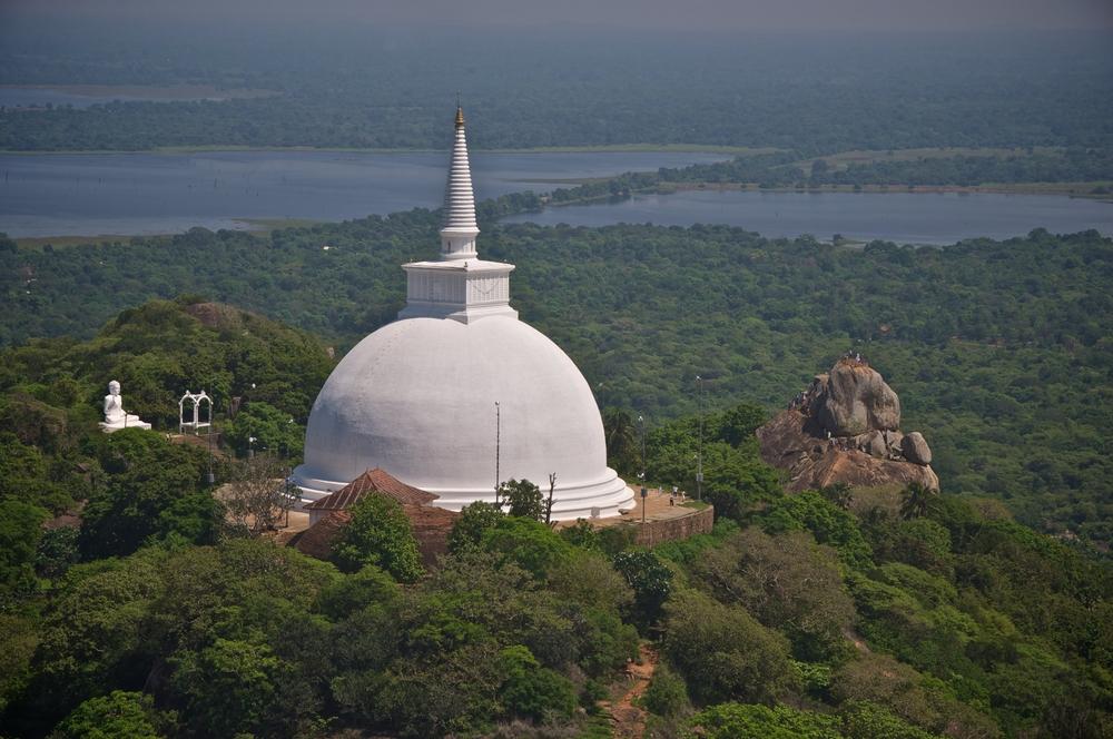 Ceylon Anuradhapura archeologia