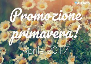 Promozione Primavera