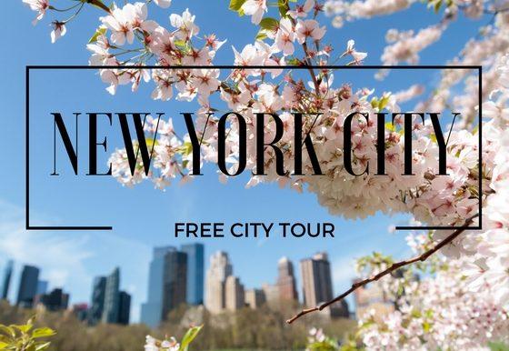 New York City: promozione Free city Tour