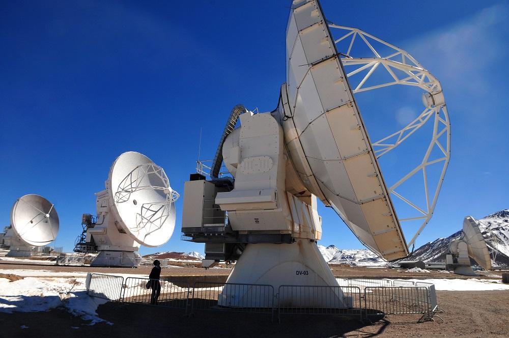 OSSERVATORI ASTRONOMICI DEL CILE ALMA