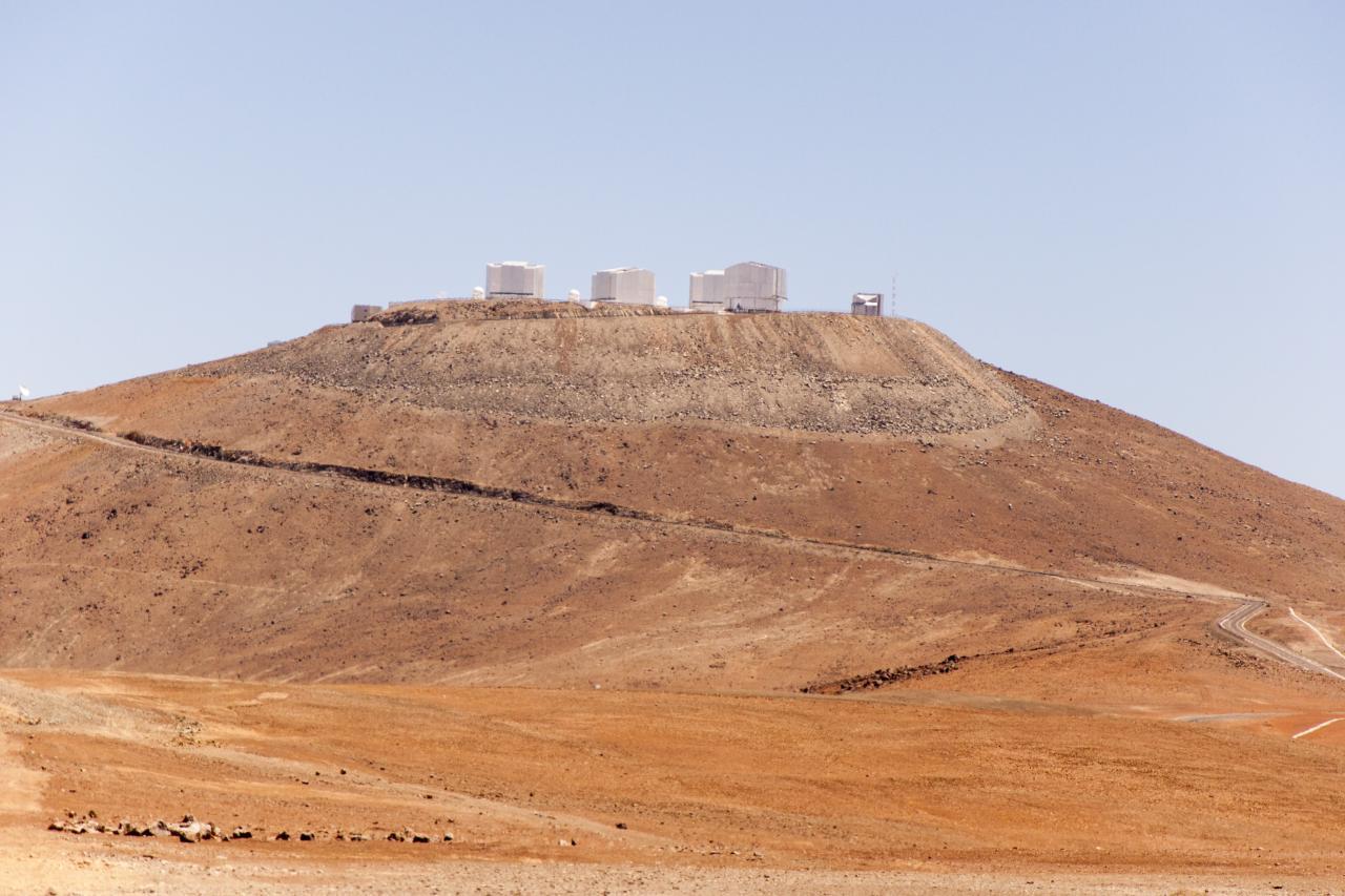 Osservatori Astronomici del Cile La Silla