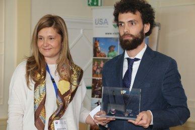 Alidays protagonista al Premio Cristina Ambrosini