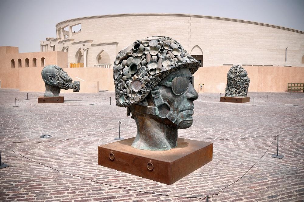 Qatar Arte & Architettura Three Monkeys