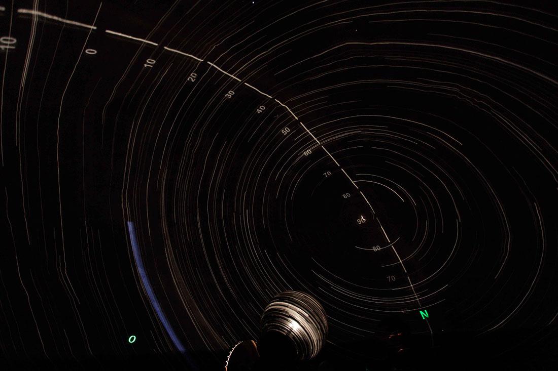 Riccardo Vittorietti Planetario Itinerante