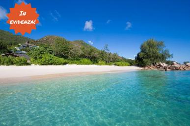 Praslin, vacanza al Raffles Seychelles
