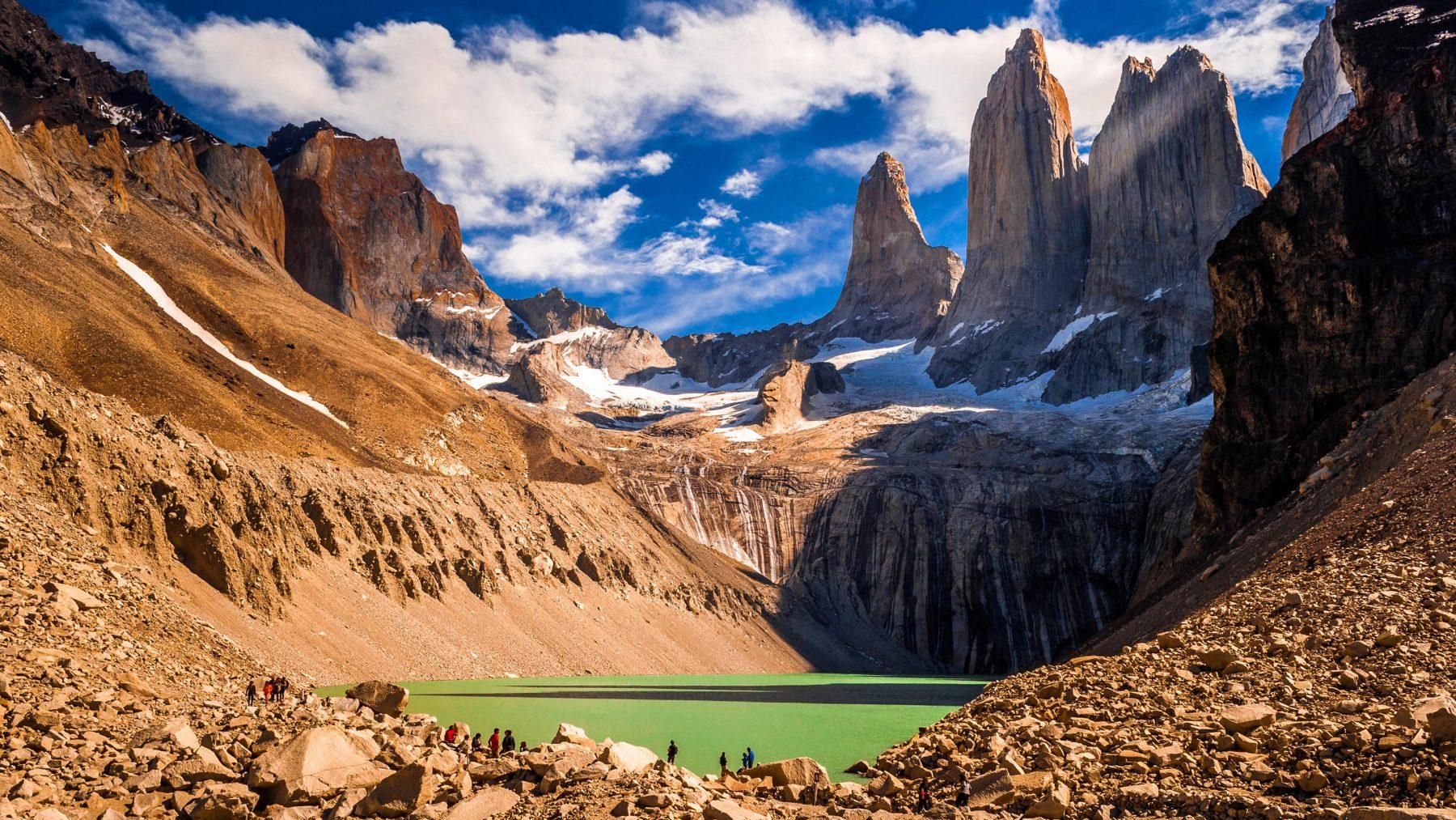 Viaggio in Cile 10 cose da vedere Torres del Paine