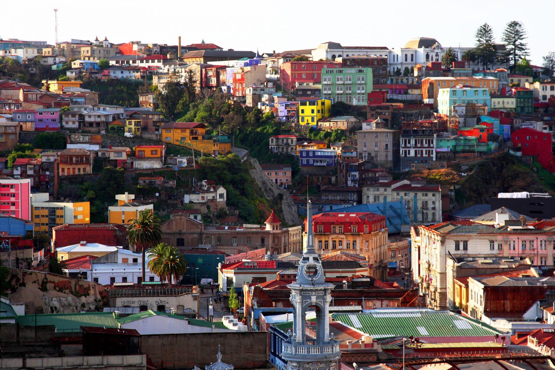 Viaggio in Cile 10 cose da vedere Valparaíso