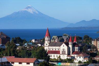 Viaggio in Cile e Patagonia