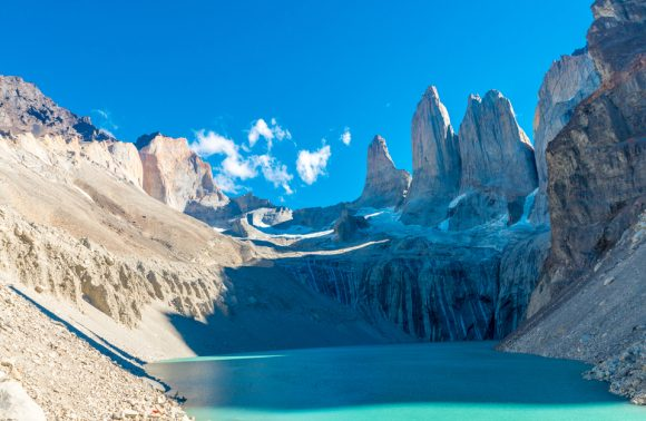 Cile e Crociera tra i ghiacciai