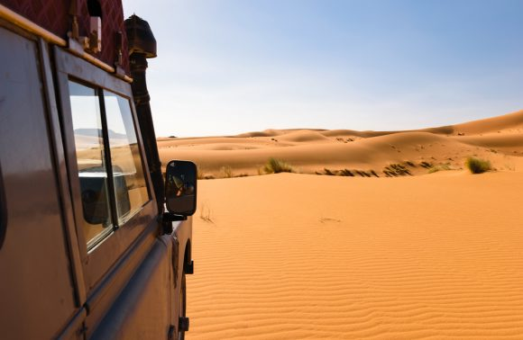 Eco Safari in Namibia
