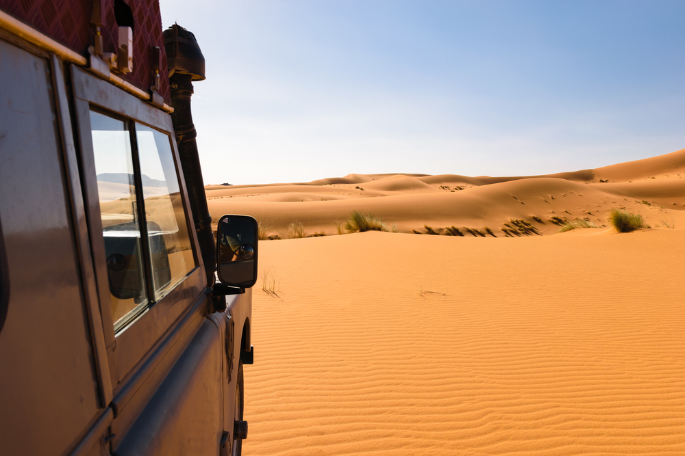 Tour Namibia Eco Turismo