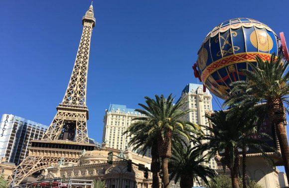 LAS VEGAS – PARIS HOTEL & CASINO