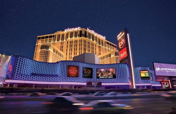 LAS VEGAS – PLANET HOLLYWOOD HOTEL & CASINO