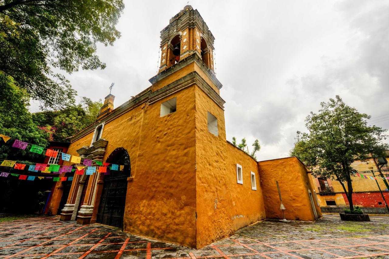 Viaggio nel Messico di Frida Kahlo Coyoacán