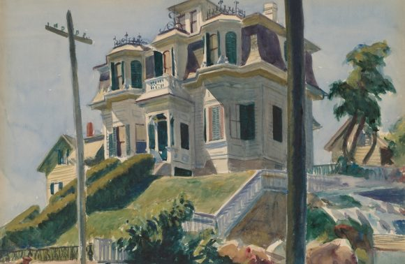 I luoghi di Edward Hopper