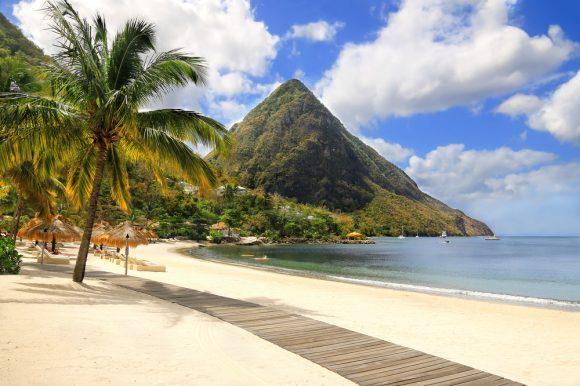 Santa Lucia, idee per un viaggio ai Caraibi