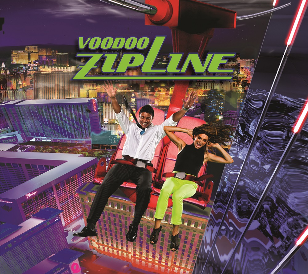 VooDoo ZipLine Graphic