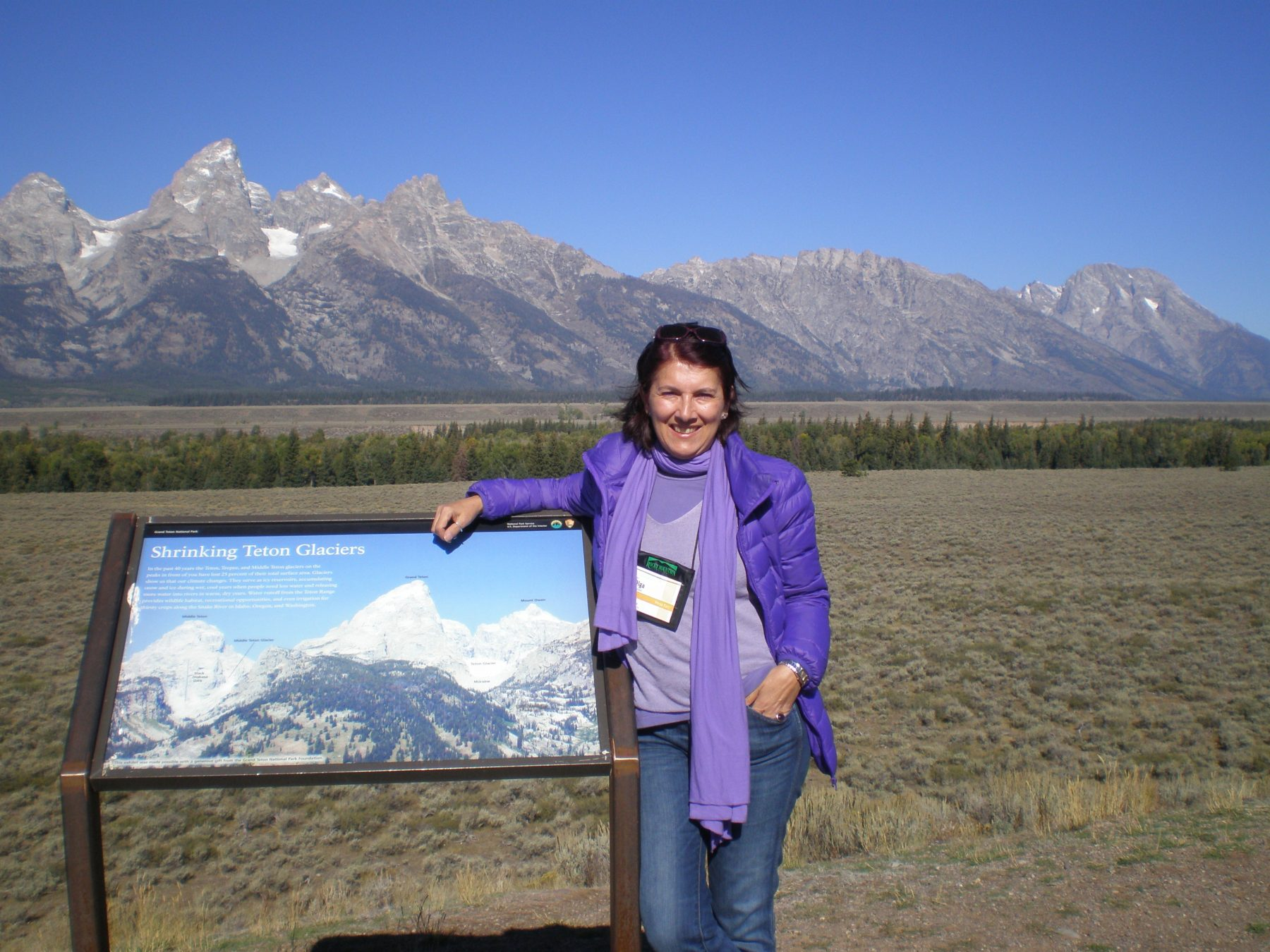 Olga Mazzoni viaggio nella Real America