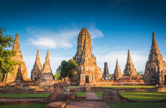 Thailandia, antiche capitali e spiagge