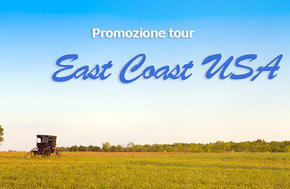 Promozione Tour East Coast USA