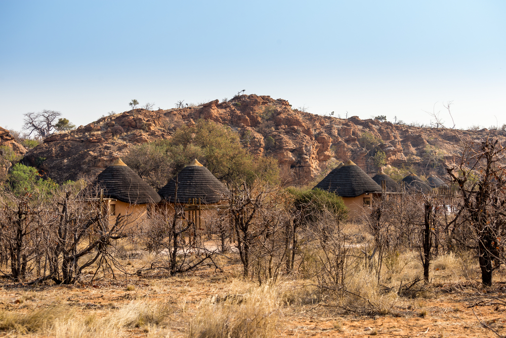 Patrimoni UNESCO del Sudafrica Mapungubwe Cultural Landscape