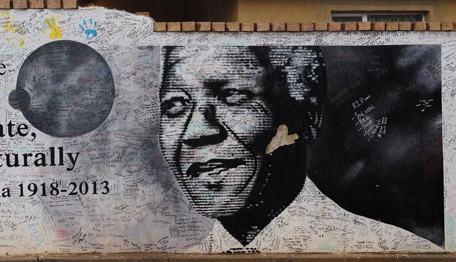 Patrimoni UNESCO del Sudafrica Soweto Nelson Mandela