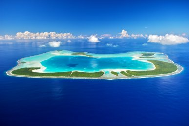 The Brando & Intercontinental Bora Bora Thalasso: Polinesia Ecofriendly