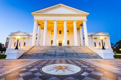Architetture neoclassiche negli USA