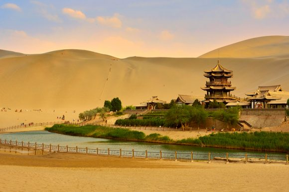 Cina, Viaggio in Gansu: lungo la Via della Seta