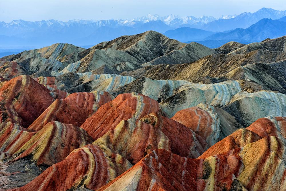 Viaggio in Gansu danxia zhangye