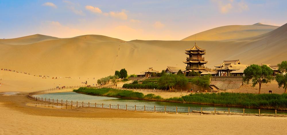 Viaggio in Gansu