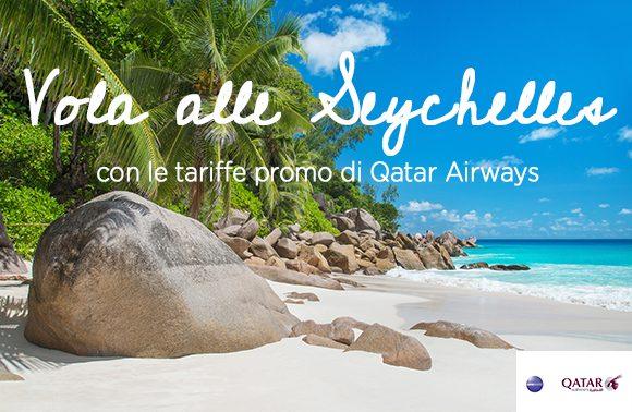 Seychelles: parti con le Tariffe Promo Qatar Airways